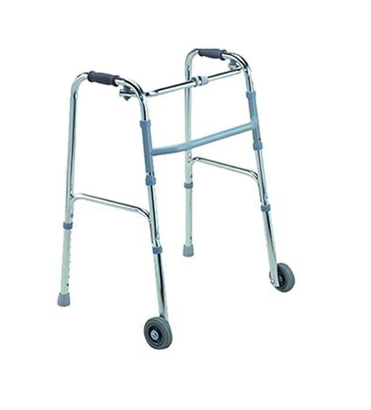 MOVING WALKER, WITH WHEEL